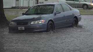 Severe Storm and Flooding in Meade, KS - 7/17/2018