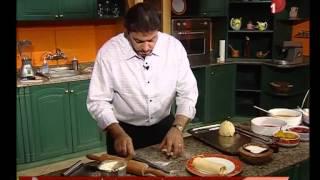 مطبخ سي السيد | طريقة عمل الميل فاي بالكمثرى والمانجو