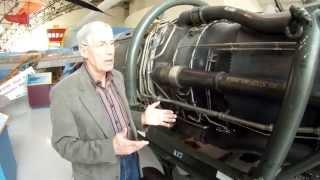 SR-71 J58 Engine Tour