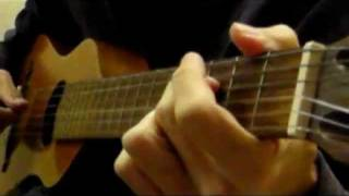 Difference between the Oud and the Guitar (fretless or fretted)