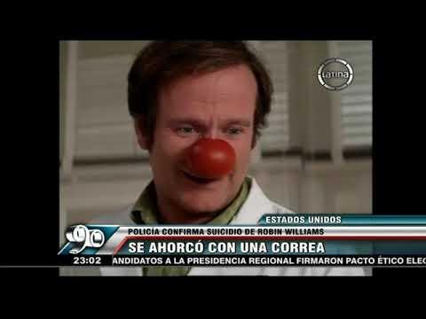 Autopsia preliminar confirmó suicidio de Robin Williams