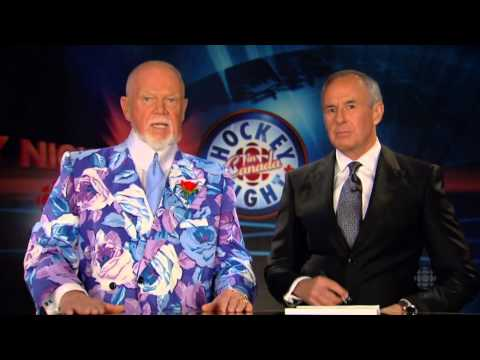 HNIC - Coach's Corner - May/4/2013