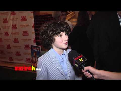 "Julian Feder Interview ""Wiener Dog Nationals"" Premiere Arrivals"