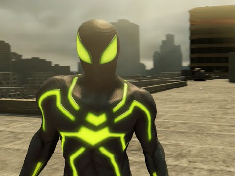 The Amazing Spider-man 2 Videogame - Big Time Spider-man Costume Showcase video