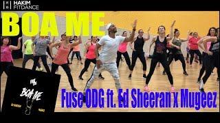 Hakim - ♬♪ Boa Me 🎤 Fuse ODG feat Ed Sheeran x Mugeez