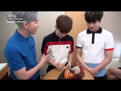[MPD MISSION] Beware of the Dog, BTS(방탄소년단)