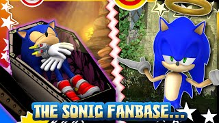 The Sonic Fanbase...