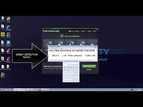 AVG Free antivirus 2015 review