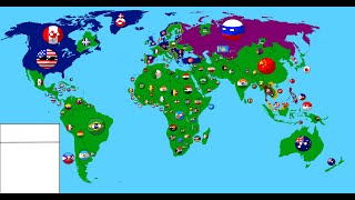 Alternate Future of the World. Part 4 - Imperial Ambitions