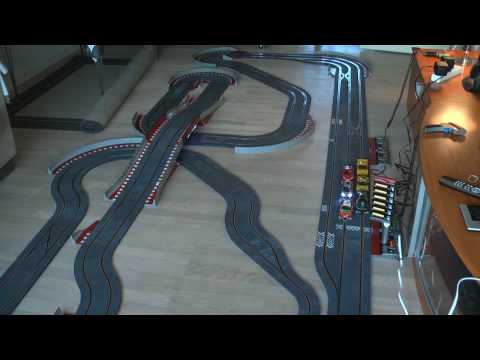 scx digital - track layout walkthrough (HD) Video