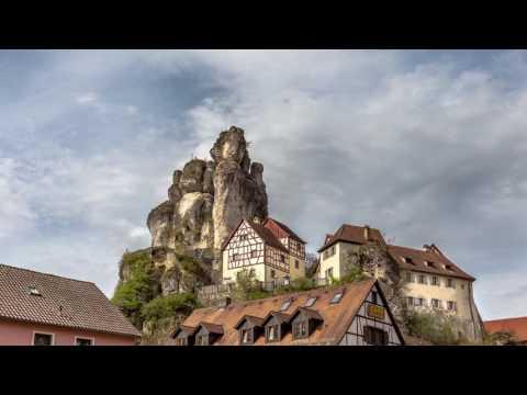 Bayern, Frankenland - Unterwegs mit dem Wohnmobil