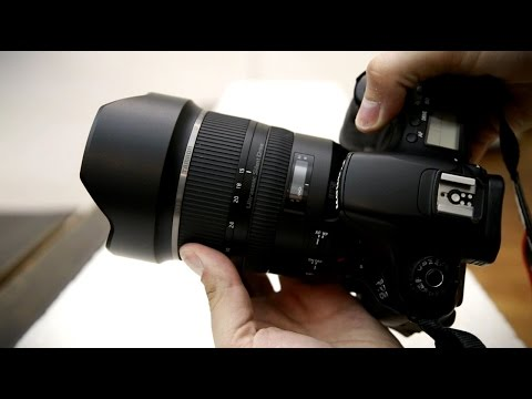 Tamron 15-30mm f/2.8 VC USD lens review with samples (Full-frame and APS-C)