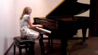 Sierra playing Romance by Jean Sibelius.3GP