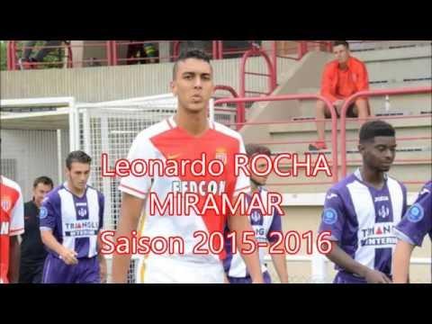 Leonardo ROCHA MIRAMAR - saison 2015/2016