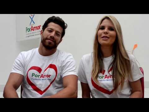 Invitación de Claudia Perlwitz - Corre Por Amor 2015