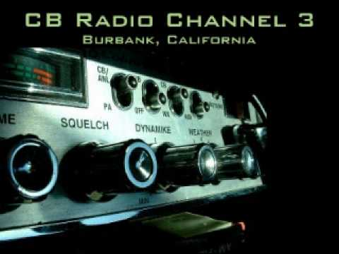 Cobra (Kirk) and Happy (Jim) talk about Pile Driver tape loop jammer - CB Channel 3 Burbank