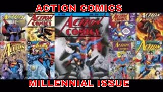 ACTION COMICS #1000 : Bendis Has Come & The Return Of The Red Underwear