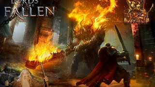 "Lords Of The Fallen [#6] Арена и ""децл"" тюрьмы"