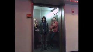 Pegadinha Poder Telecinese No Elevador, ELEVATOR TELEKINESIS PRANK (Tradução Português)