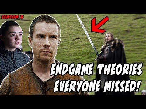 End Game Theories Everyone Missed Game Of Thrones Season 8