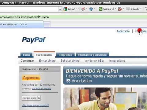 Paypal - Que es Paypal - Como se usa Paypal - Como Registrarme en Paypal