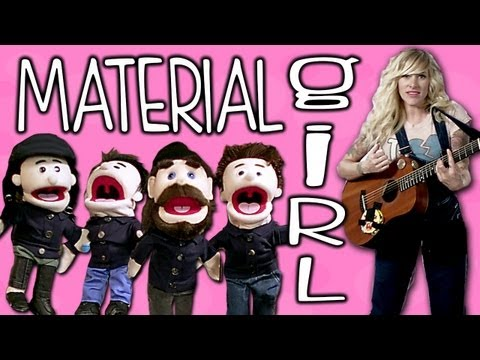 Material Girl - Walk off the Earth Music Videos