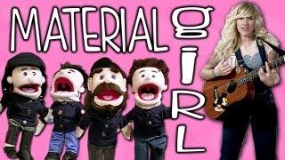 Download Lagu Material Girl - Walk off the Earth Gratis STAFABAND