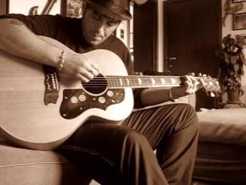 Acoustic How the web was woven Elvis Tribute  Cover