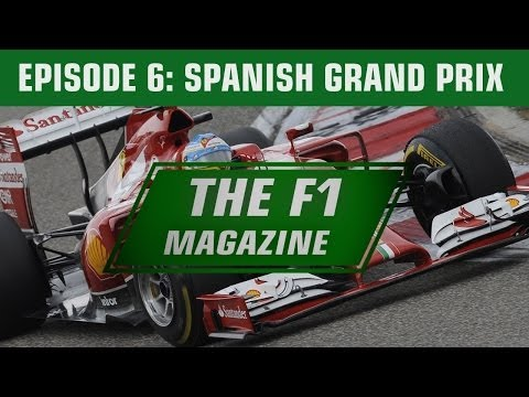 In the 6th episode of The F1 Magazine, we review the Chinese GP, check the latest stories in Formula 1 including the debut of Simona de Silvestro behind a wh...
