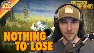 Fortune Favors the Bold ft. Boom - chocoTaco PUBG Gameplay