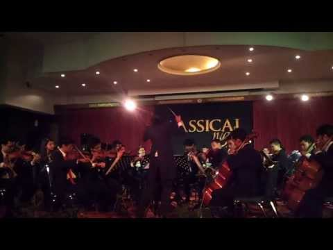 Doraemon Theme Song - Medical Chamber Orchestra Fk Ugm - Classical Night 2013 video