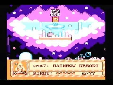 #RunDatReXXX Kirby's Adventure Part 7: Vore Tha Rainbow, Muthafucka!!!!!