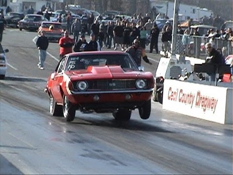Neal Heyman retun to the drags 2013