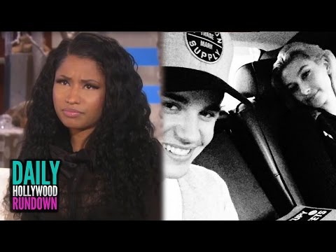 Justin Bieber Dating Hailey Baldwin? - Nicki Minaj Mocks Kim Kardashian (DHR)