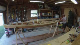 14ft Great Auk build - 1 Min