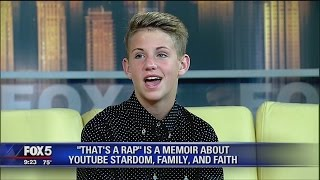 MattyB Previews New Book,