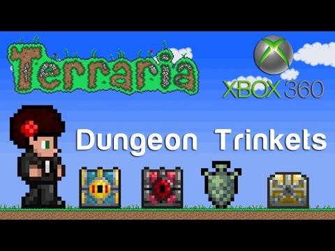 Terraria Xbox - Dungeon Trinkets [84]