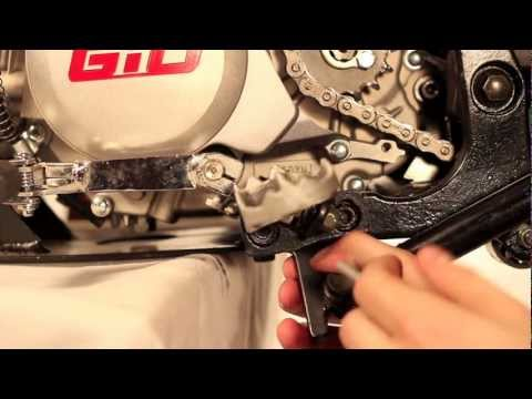 How to assemble Gio Pit Bull 150cc XPR Dirt Bike