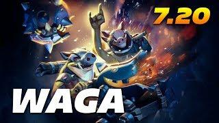 WAGA Techies   DOTA 2 NEW PATCH 7.20