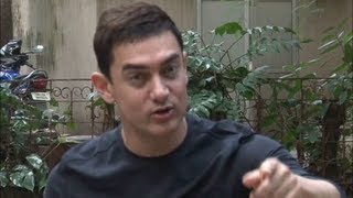 Talaash - aamir khan tells the true story behind making of talaash.