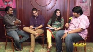 Jigarthanda team tweets live with fans