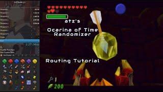 Ocarina of Time Randomizer Routing Tutorial