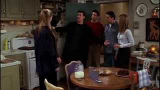 Friends - The best moments of Chandler and Joey