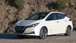 2019 Nissan LEAF e+ | The Plus is for Range | TestDriveNow