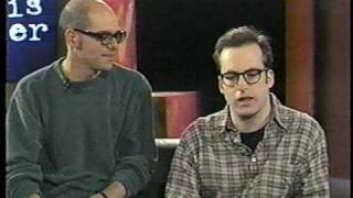 Bob Odenkirk & David Cross interview 1997