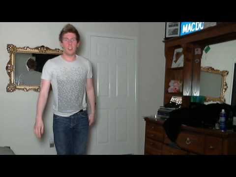 Dick Carter walk like ronald