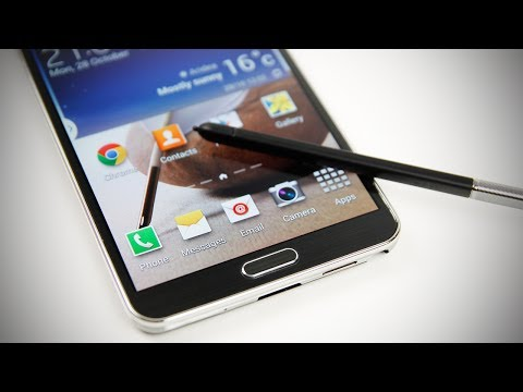 Samsung Galaxy Note 3 Unboxing & Review (SM-N9005, 2.3GHz, Black) | Unboxholics