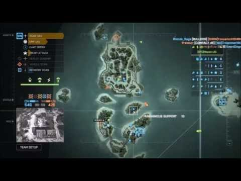 BF4 Commander Mode Ep. 86: POST PATCH COMMANDER MODE!!!