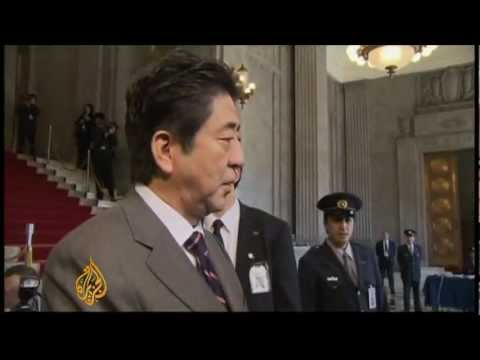 Japan's Shinzo Abe gets second chance as PM