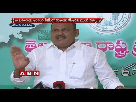 TRS MLA Bajireddy Govardhan Counter To D Srinivas Over Open Letter To CM KCR